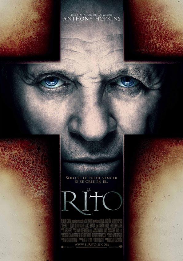 Poster de la película El Rito